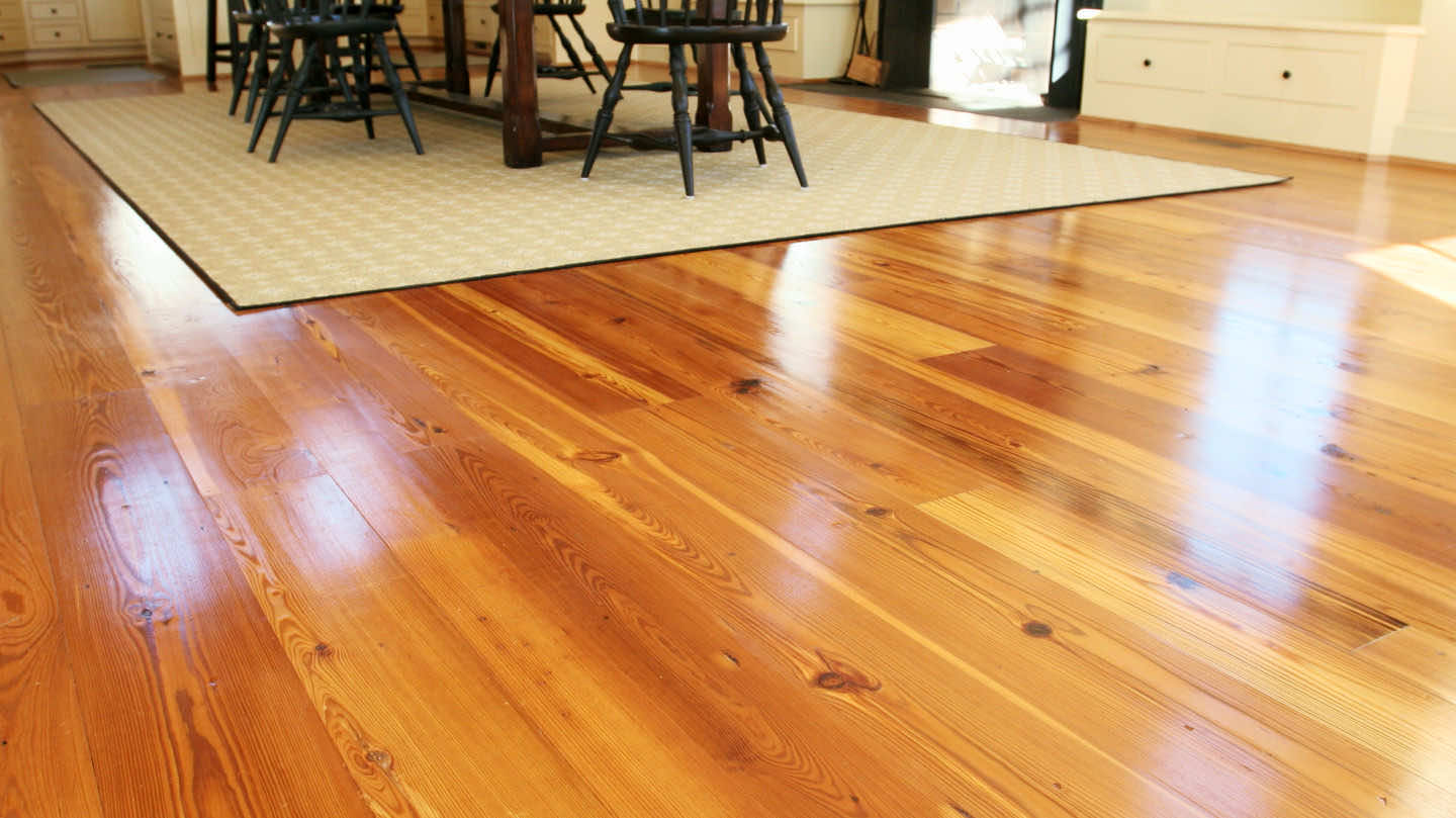 reclaimed antique heart pine wood flooring and specialty